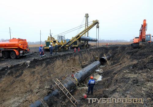 В Омской области построят магистральный газопровод.