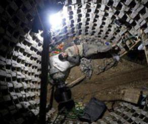 Палестинские тоннели: политика и бизнес