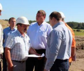 Капитальный ремонт водовода в Еманжелинском районе