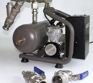 компрессор для промывки системы отопления Буча-К