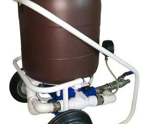 Насос для промывки теплообменников БУЧА-Н