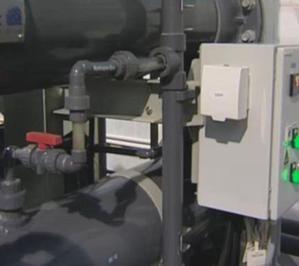 Эко-трубы и ультрафиолет очищают воду в СПб