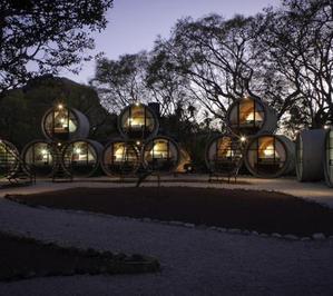 TuboHotel – отель из труб в Мексике