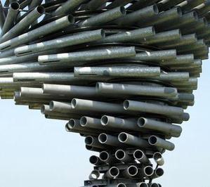 Поющее дерево Ланкашира. Уникальная скульптура.