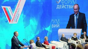 Путин об услугах ЖКХ: даже у меня иногда ржавая вода из трубы идет