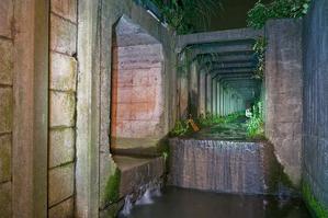 Япония: ливневые коллекторы Большого Токио