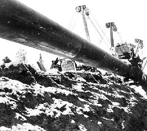 Зарождение трубопроводов, как транспортных магистралей: у истоков инноваций