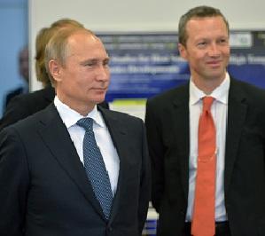 Путин обсудил вопрос качества воды на острове Русский