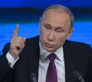 Путин рассказал об условиях строительства российского газопровода в Европу