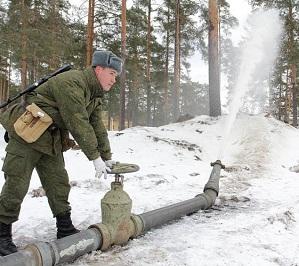 14 января День рождения трубопроводных войск
