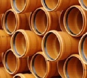В России выросло производство полимерных труб