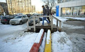 В Санкт-Петербурге разгорается очередной трубный скандал