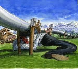 Конгресс США одобрил трубопровод Keystone в пику Обаме