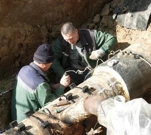 В Москве внедряют дистанционный контроль состояния трубопроводов