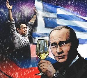 Путин запускает «греческий поток» вместо турецкого?