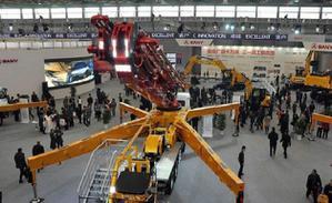 Китайское нашествие на рынок стройтехники США