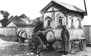 История водоснабжения Пскова
