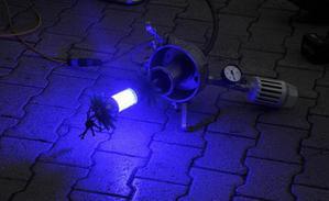 Канализационные трубы в Екатеринбурге санируют с помощью светодиодов