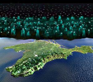 В Крыму запустили резервные источники электроснабжения