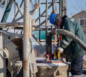 В Христофоровке Сахалинской области возводят новый водозабор