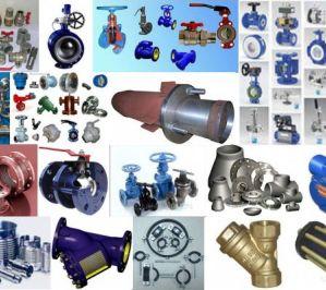Разнообразие трубопроводной арматуры