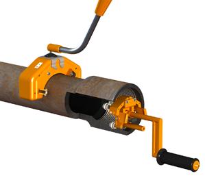 Комплекты оборудования для вихретокового контроля бурильных труб.