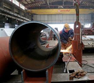 Калининградские трубы для нефти и газа