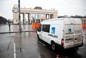 Успешная санация дюкерного перехода под Москвой-рекой