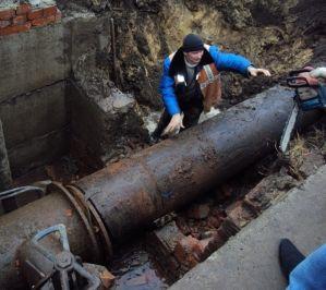 Водопроводные сети Пензы на ладан дышат