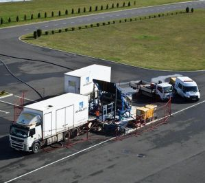 Санация канализации в минском аэропорту