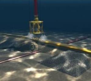 Как строят подводные газопроводы