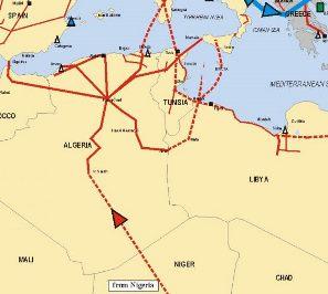 Нигерия и Марокко задумали строить трубопровод для поставок газа в Европу