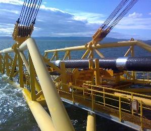 В России закончили строительство газопровода «Кубань-Крым»