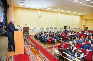 VII ежегодный семинар повышения квалификации ИТР в области ГНБ