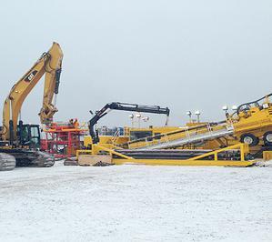 Что нужно знать о ГНБ зимой: рекомендации для заказчика