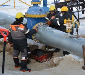 На Самотлорском месторождении применили новую технологию ремонта трубопроводов