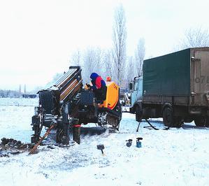 Что нужно знать о ГНБ зимой: рекомендации для инженеров и подрядчиков