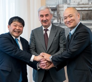 Mitsubishi построит в России трубный завод для ОМК