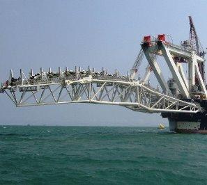 Первые трубы «Турецкого потока» легли на дно Черного моря