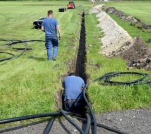 В Германии строят 7-километровый подземный трубопровод с пивом