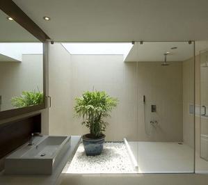Минимализм: идеальный дизайн для ванной комнаты