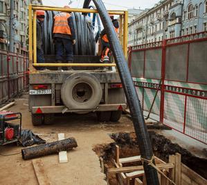 Бестраншейное восстановление трубопроводов