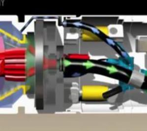 Микротоннелирование: устройство проходческого щита, бурение в городских условиях (анимация)