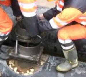 Оборудование TONISCO для врезки в трубопровод под давлением