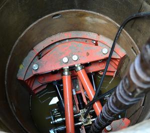 СТ-40. Замена трубопровода в г. Люблин Польша