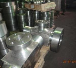 Производство нестандартные детали трубопроводов; высокого давления  Ру до 100МПа  ГОСТ 22790-89,  в т.ч. по чертежам заказчика