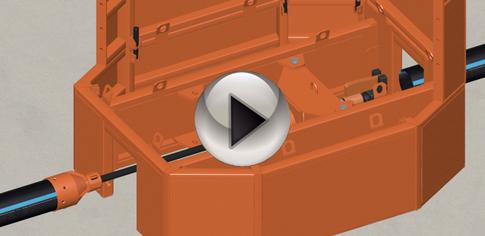 3D анимация МНБ-50 и опалубки ОР-1,5